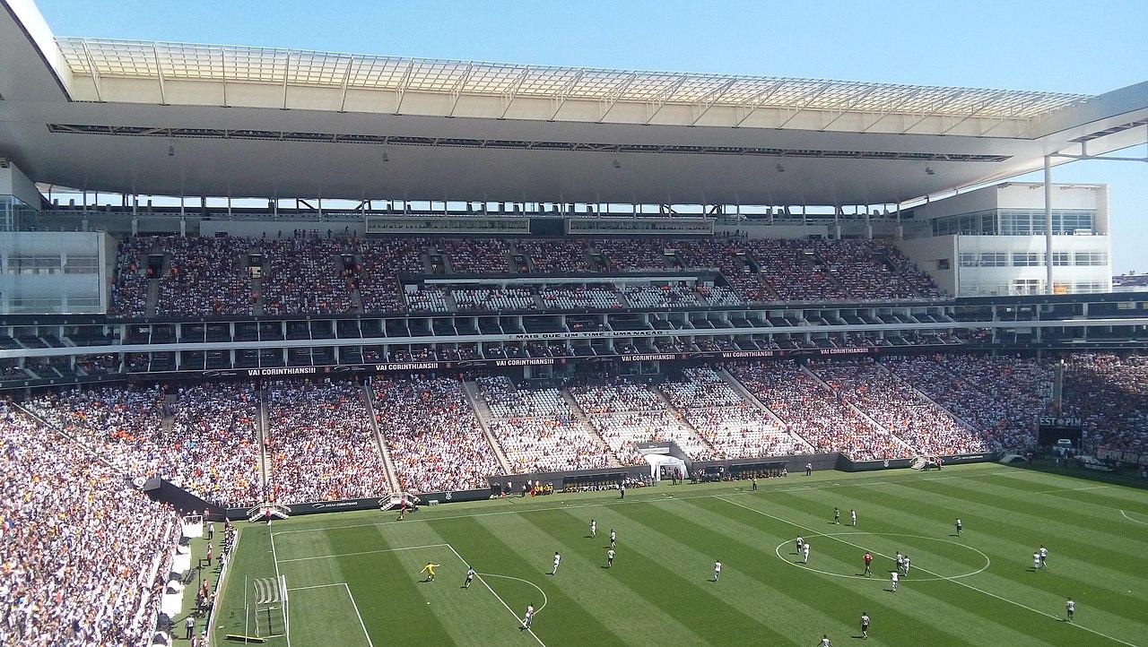 Mesmo perdendo para o Atlético MG a equipe do Corinthians ainda pode chegar a vaga direta