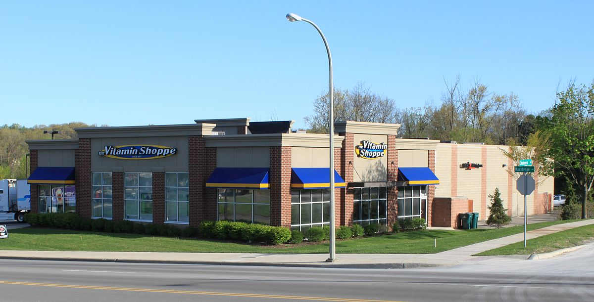 The Vitamin Shoppe - Wikipedia