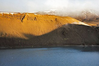 Reykjahlíð - Image: Viti