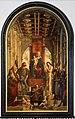 Vittore carpaccio, madonna in trono col bambino e santi (pala di capodistria), 1516, 01.jpg