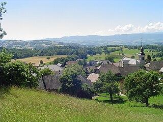 Viuz-la-Chiésaz Commune in Auvergne-Rhône-Alpes, France