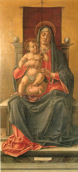 Bartolomeo Vivarini - Image: Vivarini M1