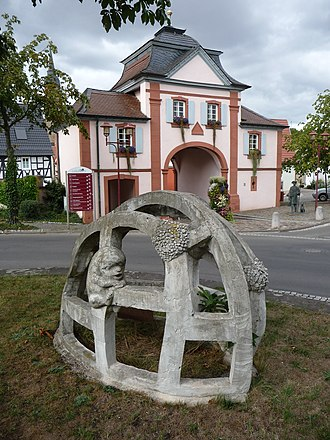 Göllheim - Image: Voigtlaender Goettergewaechse 01
