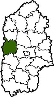 Volochysk Raion Former subdivision of Khmelnytskyi Oblast, Ukraine