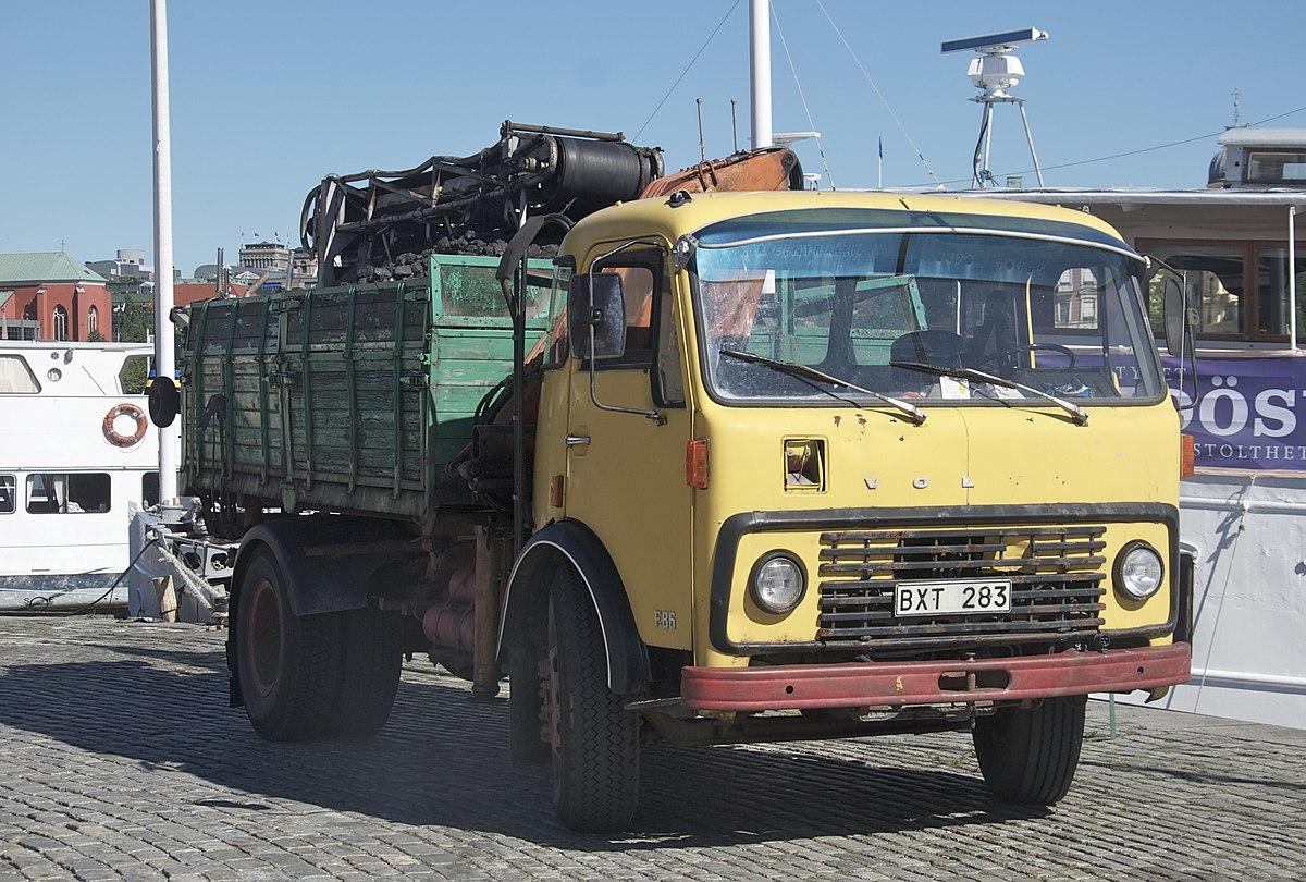 Volvo F85 - Wikipedia