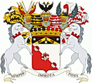 Vorontsov - Arms of the Vorontsov family