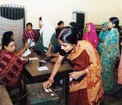 Bangladeşli kadınlar