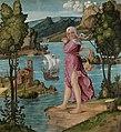 Vrouw staande aan de waterkant Rijksmuseum SK-A-3967.jpeg