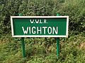 W&WLR Wighton name board.JPG