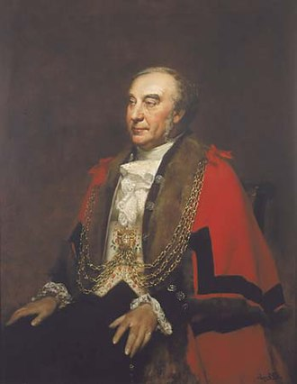 William Lawrence (London MP) - William Lawrence, Lord Mayor of London.