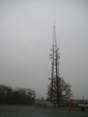 WVPH - The new transmitter.