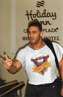 Tito Ortiz vs  Ken Shamrock - Wikipedia