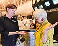 WWII bracelet reunited with owner, daugther of WWII veteran 151022-Z-XI378-004.jpg