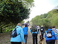 Walk the Wight 2010 at Culver Down 2.jpg