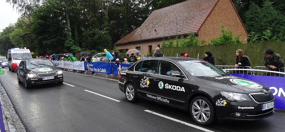 Wallers - Tour de France, étape 5, 9 juillet 2014, arrivée (A51).JPG