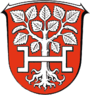 Birkenau (Odenwald) - Image: Wappen Birkenau (Odenwald)