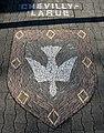 Wappen von Chevilly-Larue, Ortspartnerschaft mit Freiburg-Hochdorf 1.jpg