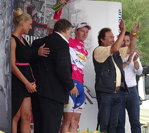Waremme - Tour de Wallonie, étape 4, 29 juillet 2014, arrivée (D33).JPG