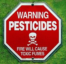 Pozor na pesticidy