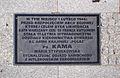 Warszawa Aleje Ujazdowskie (tablica akcja Kutschera-Kama).JPG