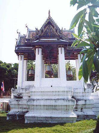 Bangkok Noi District - Bells of Wat Rakhang