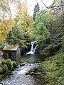 Waterfall, Rydal Beck - geograph.org.uk - 1009381.jpg