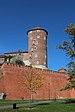 Wawel - Sandomierz Tower.jpg