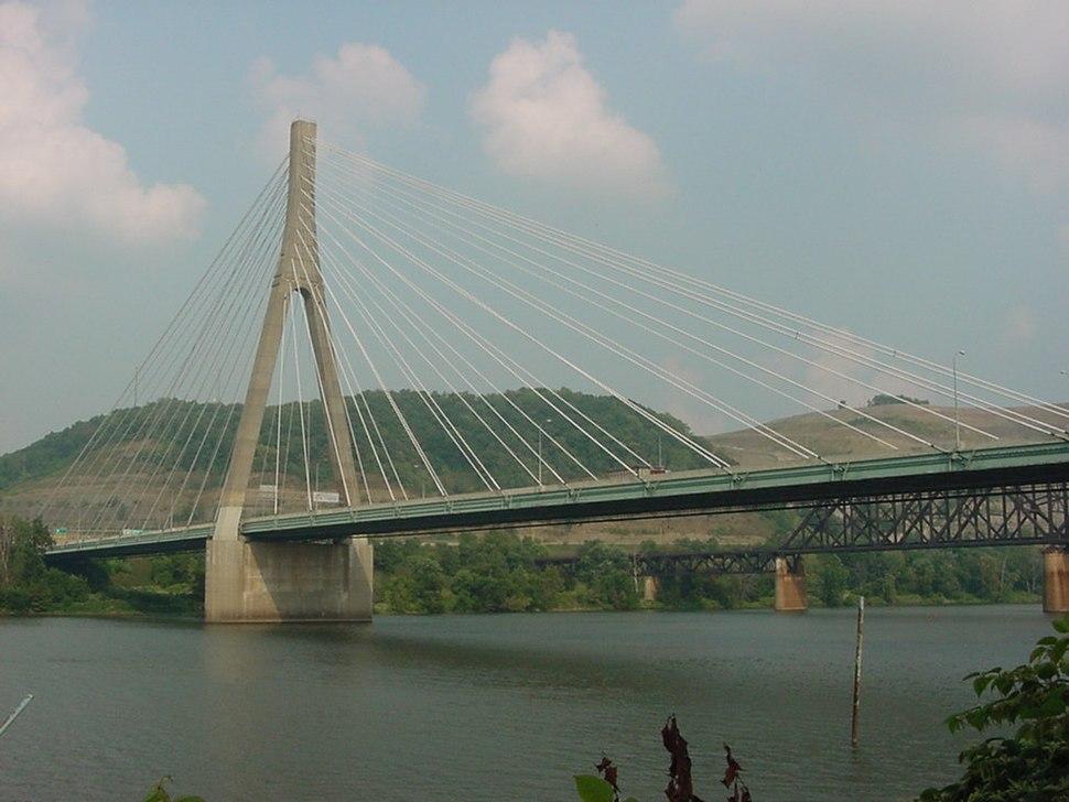 Weirton-Steubenville Bridge pic 1