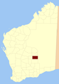 Weld land district WA.png