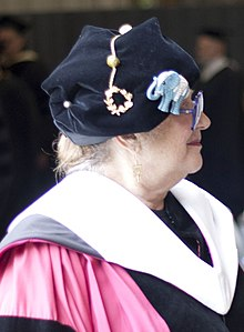Wendy Doniger at Shimer College graduation 2012.jpg