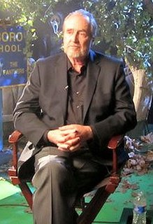 Wes Craven American director