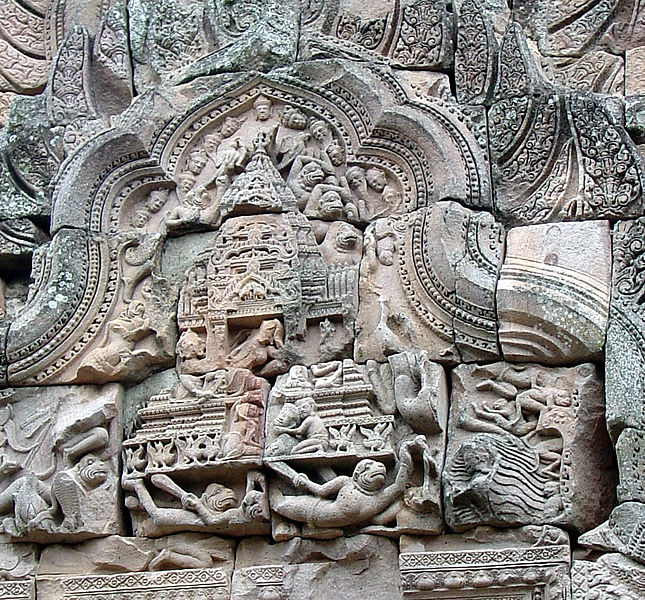 Fichier:West Pediment, Phnom Rung 0434.jpg
