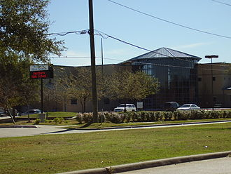 Westbury High School (Houston) - Image: Westbury High School Houston