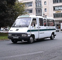 Westcountry Ambulance M243OOL.jpg