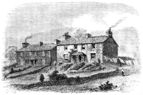 alt = Farm tenants' cottages in Westmorland