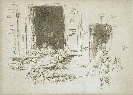 The Barrow, Brussels, 1887, etching and drypoint Whistler - The Barrow, Brussels.jpg