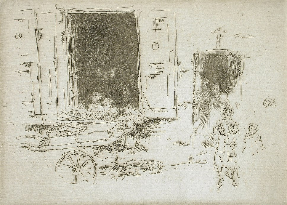 Whistler - The Barrow, Brussels
