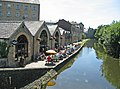 White Cross Public House on the Lancaster Canal - geograph.org.uk - 25826.jpg
