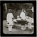 White children with Indian carers (c. 1900).jpg
