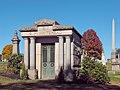 Whitehead (S. P.) Mausoleum, Brush Creek Cemetery, 2015-10-26, 03.jpg