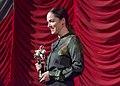 Wien-Premiere Die beste aller Welten 29 Verena Altenberger Silberner St Georg.jpg