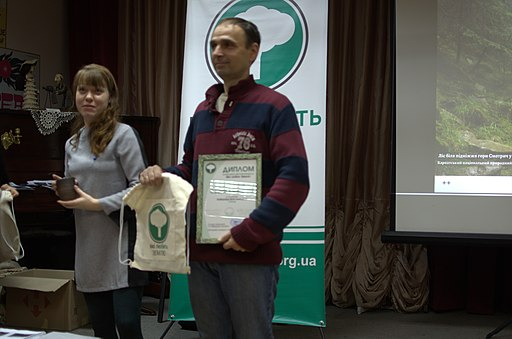 Wiki Loves Earth 2018 awards in Ukraine by Viktoriia Ivankiv 2