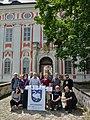 Wikiměsto Broumov 2018 participants.jpg