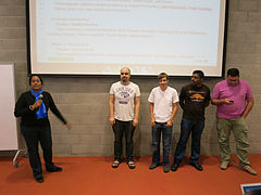 Wikimedia Foundation 2013 Tech Day 1 - Photo 15.jpg