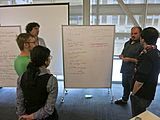 Wikimedia Product Retreat Photos July 2013 13.jpg