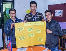 Wikipedia Education Program in Nepal Session by Saroj kumar Dhakal-5612.jpg