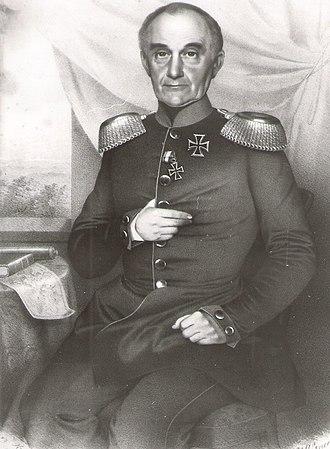 Karl Wilhelm von Willisen - Karl Wilhelm von Willisen