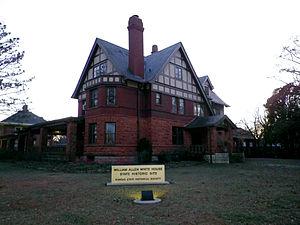 Emporia, Kansas - William Allen White House (2009)