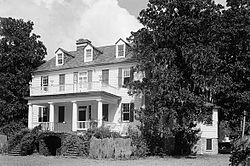 William Lucas House, U.S. Routes 17 & 701, McClellanville (Charleston County, South Carolina).jpg