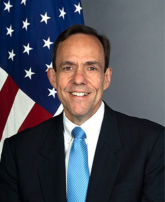 United States Under Secretary of State - Image: William Todd Official Portrait